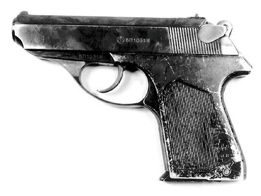 Пистолеты ПСМ